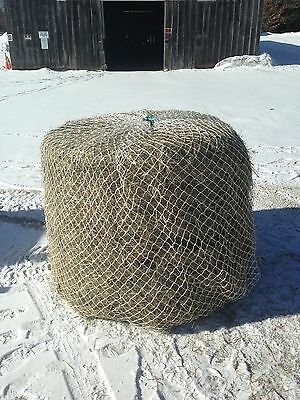 Horse Hay Round Bale Net Slow Feeder 4x5 -eliminate Waste Usa Made Save