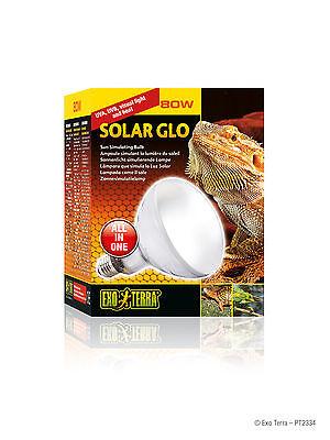 EXO TERRA Solar Glo, 80 Watt, UV-Strahler - NEU