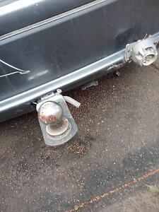 Ford Falcon tow bar Ferntree Gully Knox Area Preview