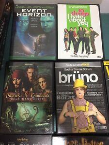 Assorted DVDs, Make an Offer!