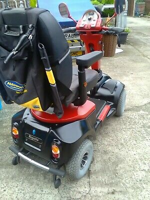 4-wheel mobility scooter all terrain Comes with 2 keys alarmed and immobiliser
