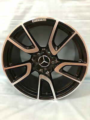 """18"""" Amg Rims Wheels Fits Mercedes Benz C Class C300 C250 C350 Sport Coupe C63"""