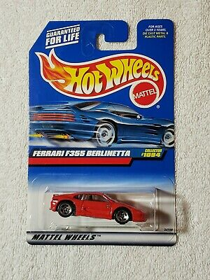 HOT WHEELS #1094  FERRARI F355 BERLINETTA