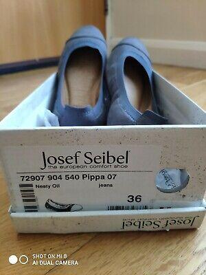 Josef Seibel Leather Pumps EU36 UK3