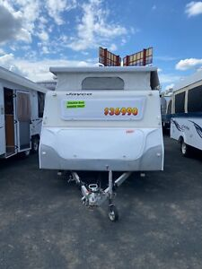 Jayco Discovery Pop Top 2009 Hatton Vale Lockyer Valley Preview