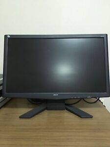 24inch Acer Monitor Hamilton South Newcastle Area Preview