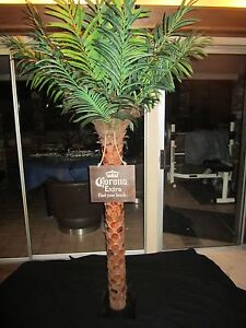 7 039 Corona Extra Find Your Beach Palm Tree Beer Sign Pub ...