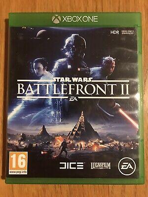 Star Wars Battlefront 2 / II (Xbox One, 2017)