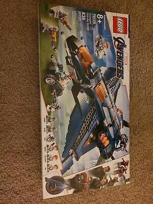 Lego 76126 Marvel Avengers Endgame Avengers Ultimate Quinjet Set Brand New!!!