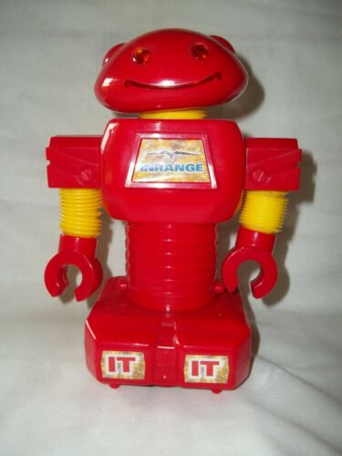 TOY ROBOTS     2 AVAILABLE