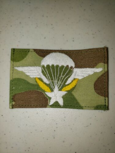 K1052 Indochina France French Army Paratrooper Cloth Wing Duck Hunter L3B