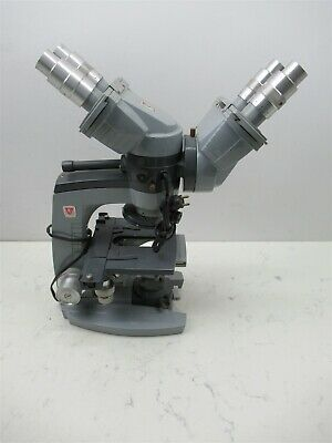 Dual Viewing Binocular Microscope Ao American Optical Spencer