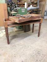 Refinishing, repurposing and repairs