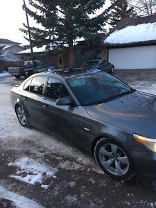Bmw 545i taking offers or trades for truck f350 or suv