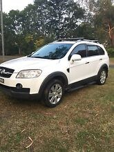 2010 Lx Holden Captiva turbo diesel Wauchope Port Macquarie City Preview