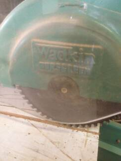 Wadkin Radial Arm Saw Kirrawee Sutherland Area Preview