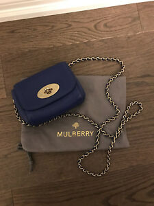 Authentic Mulberry Mini Lily