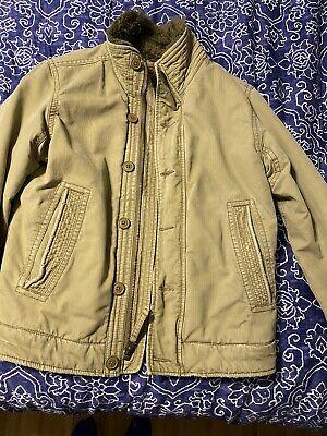 abercrombie military jacket