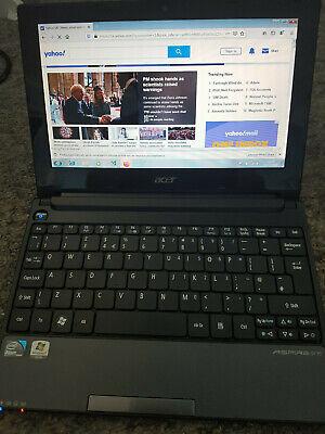 Acer Aspire One PAV70 Notebook Windows 7