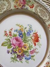 Floral Dinner Plate from England Port Macquarie 2444 Port Macquarie City Preview