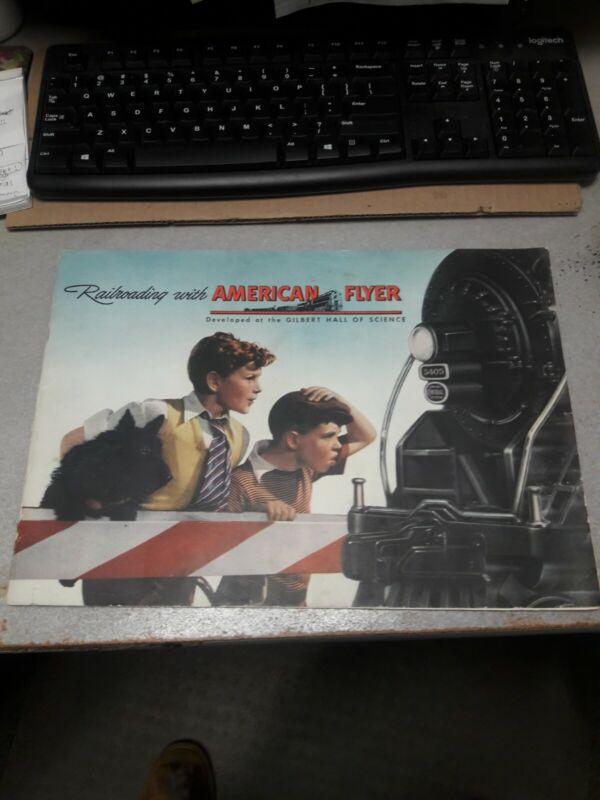 1946 Railroading with American Flyer Train Catalog