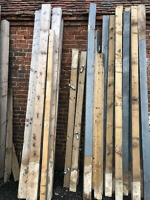 Assorted Fence Posts