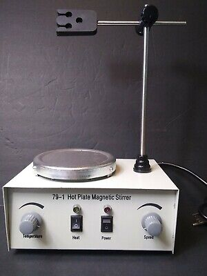 110220v Heating Magnetic Stirrer Lab Mixer Machine 79-1 Hot Plate  A3
