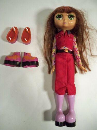 Diva Stars talking doll Mattel clothes shoes lot
