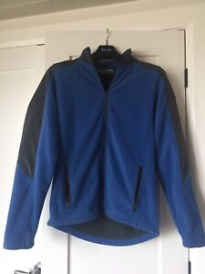 Men's Fleece Jacket - Small