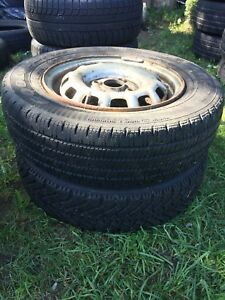 2x Toyota Camry  Tires