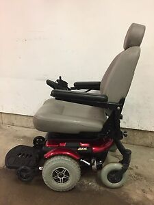 Pride Mobility Jet 3 Ultra Electric Wheelchair