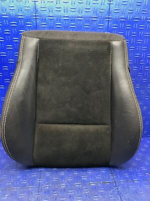 2008 - 2010 DODGE CHALLENGER SRT8 FRONT RIGHT LOWER SEAT CUSHION BLACK LEATHER
