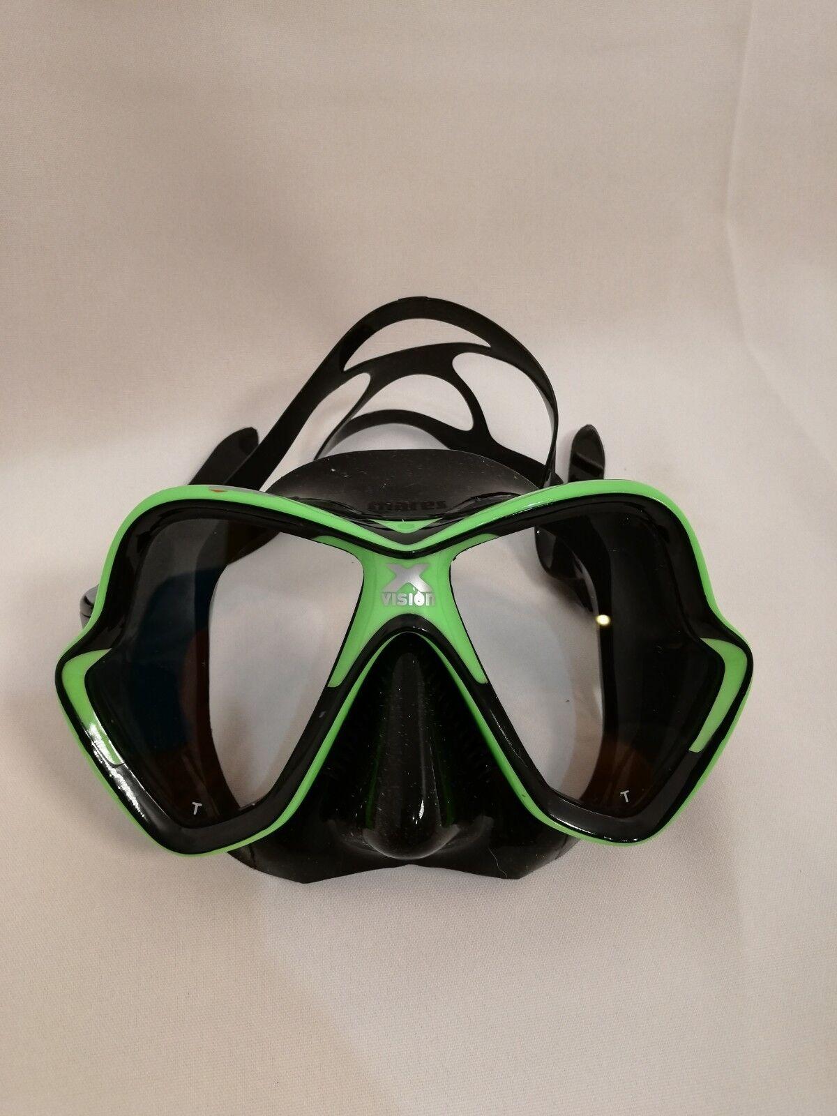 Mares X-Vision Mask 14 Taucherbrille