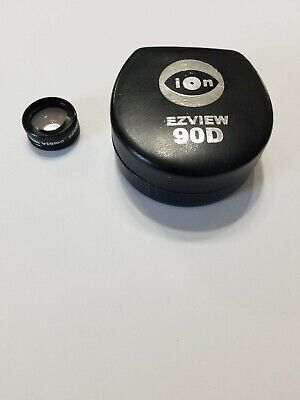 Ion 90d Non-contact Slit Lamp Exam Lens Double Aspheric Excellent Condition