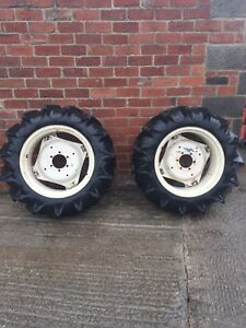 compact tractor wheels and tyres agricultural.