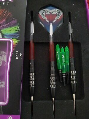 24g Tungsten Darts(RD Peter Wright Hardly Used)