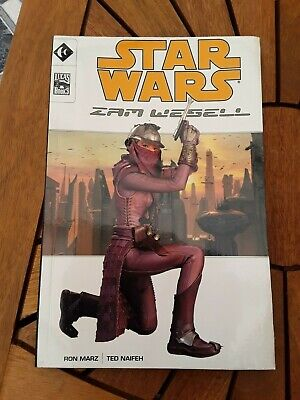 Star Wars: Zam Wesell - Ron Marz Ted Naifeh  - Titan Books - Paperback
