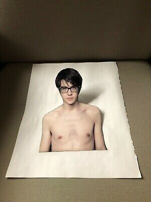 Will Toledo of Car Seat Head Rest Band Photo 11x14 3D effect image by Ray Lego