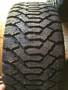 Good Year Nordic winter studded tires