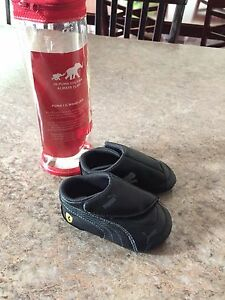 Baby Puma Sneakers (Crib Shoes) Size 2