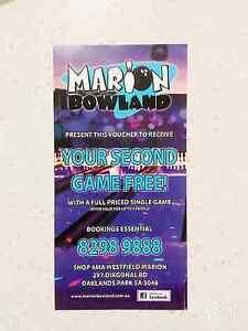 Marion Bowland Voucher Marion Marion Area Preview