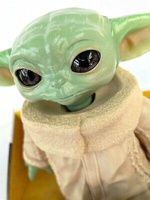 STAR WARS Baby Yoda Posable Action Figure Toy Mandalorian Child Grogu NEW Vader