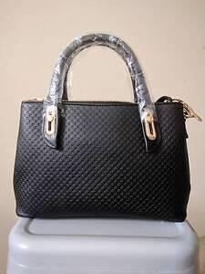 New Black Ladies Handbag Waverton North Sydney Area Preview