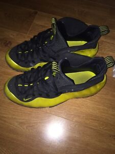 Air nike electro storm foamposite