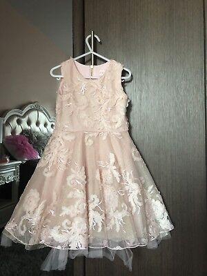 Pink  Dress Size 6 (Zoe Ltd)