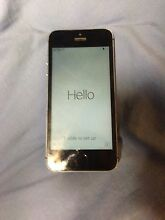 iPhone 5s 64gb Gowrie Tuggeranong Preview