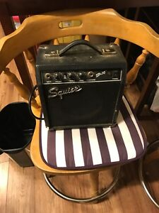 Squier SP-10 Guitar Amp