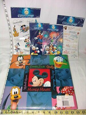 Disney Mickey Mouse & Friends 12x12 SCRAPBOOK Memory Album SandyLion DCSBA6 NEW - Friends 12x12 Scrapbook Album