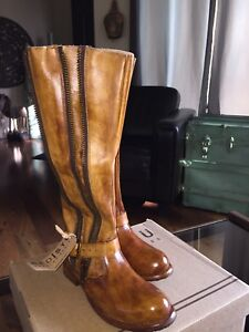 Bedstu Leather Boots