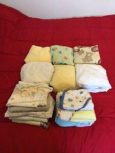 Baby linen lot